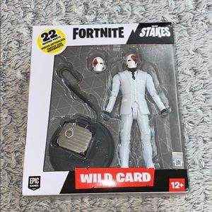 Fortnite Wild Card Action Figure